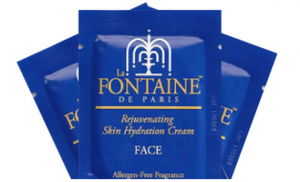 FREE-Sample-of-La-FONTAINE-De-PARIS-Hydration-Creme-300x182