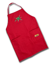 Red-Gold-Apron