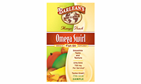 FREE Sample of Barlean's Fish Oil Omega Swirl