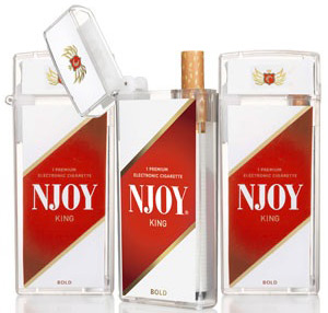 FREE Sample of NJOY Electronic Cigarette