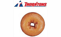FREE Donut at Thorntons