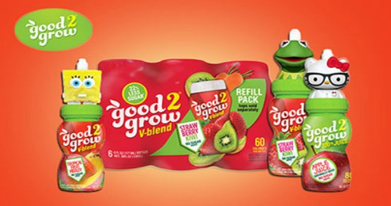 Popular Mechanics Sweepstakes >> FREE 6-Pack of good2grow Juice | ShareYourFreebies
