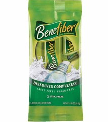 FREE Packs of Benefiber Sticks at Walmart