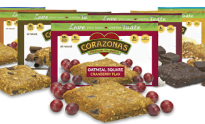 FREE Corazonas Bar Coupon