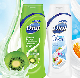 Dial-Vitamin-Boost-B-and-Dial-FroYo-Body-Wash